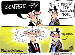 Covfefe by Milt Priggee