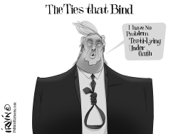 The Ties That Bind by Trevor Irvin
