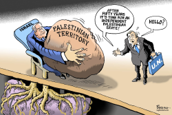 Israeli occupation 50 years by Paresh Nath