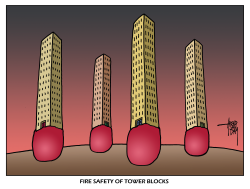 fire safety by Arend Van Dam