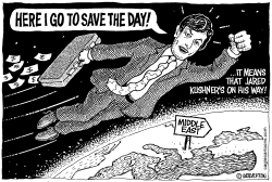 Jared Kushner Brokers Mideast Peace by Wolverton