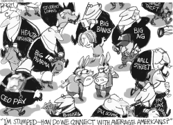 Dumb Democrats by Pat Bagley