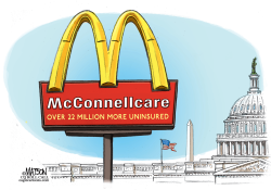 McConnellcare Would Leave 22 Million More Uninsured by RJ Matson