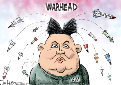Warhead by Joe Heller