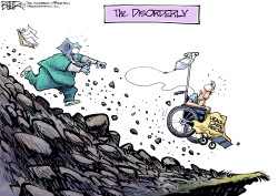 The Disorderly by Nate Beeler