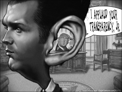 Russia Meeting Trump Jr by Sean Delonas