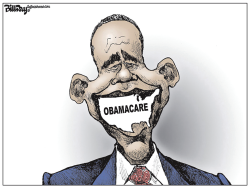 OBAMACARE by Bill Day