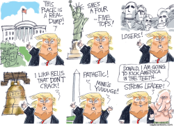Trump Dump by Pat Bagley