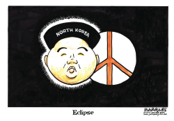 North Korea nukes color by Jimmy Margulies