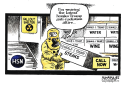 Fallout shelter color by Jimmy Margulies