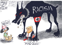 Nazi Dog by Pat Bagley