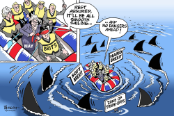 Brexit drawbacks by Paresh Nath
