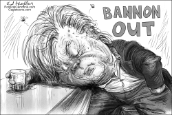Bannon Out by Ed Wexler