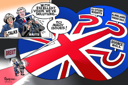 Brexit delusion by Paresh Nath