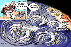 Tackling climate change by Paresh Nath