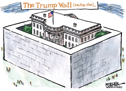 The Wall by Jeff Koterba