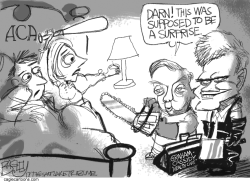 Graham Cassidy by Pat Bagley