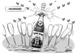 Trump Whine Uncorkered by RJ Matson