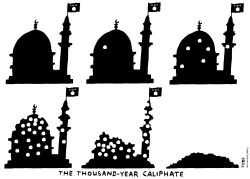 Islamic state by Schot