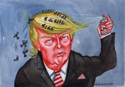 Donald Trump by Alla and Chavdar