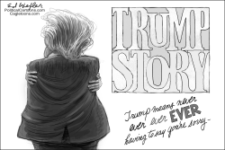 Trump Story by Ed Wexler