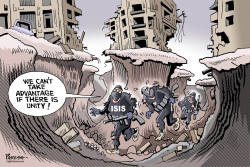 ISIS and sectarian unity by Paresh Nath