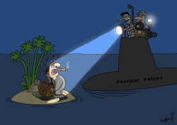 Paradise Papers by Stephane Peray