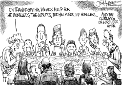 Thanksgiving by Joe Heller