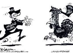 Tax Reform by Milt Priggee