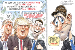 Deficit So Darn Big by Ed Wexler