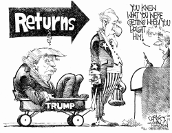 Return Policy by John Darkow