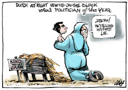 Altright in Holland by Jos Collignon