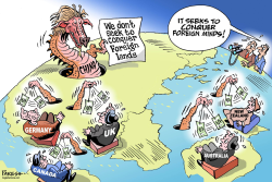 China's manipulation by Paresh Nath