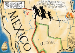 LOCAL Mormon Dreamers by Pat Bagley