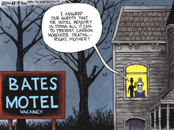 Hotel gas leak deaths by Kevin Siers