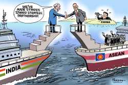India-ASEAN relations by Paresh Nath