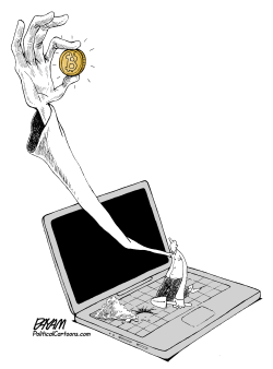 Bitcoin by Payam Boromand