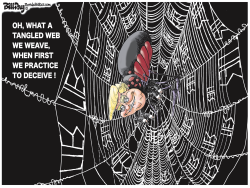Tangled Web by Bill Day