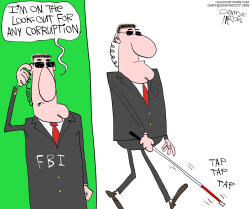 FBI Misses Corruption by Gary McCoy