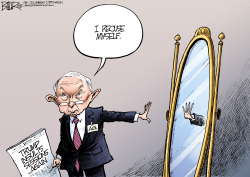 Dissing Sessions by Nate Beeler