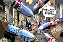 Syrian solutions by Paresh Nath