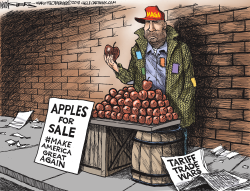 Tariff Trade Wars by Kevin Siers