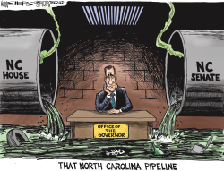 LOCAL NC North Carolina Pipeline by Kevin Siers