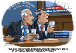 Fired By Trump by RJ Matson