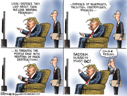 More WMD Evidence by Kevin Siers