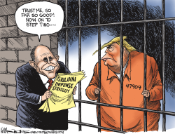 The Giuliani Defense by Kevin Siers