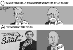 New Trump Lawyer by Jeff Darcy