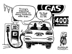 Gas prices by Jimmy Margulies