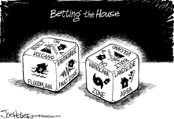 Gambling on Home by Joe Heller