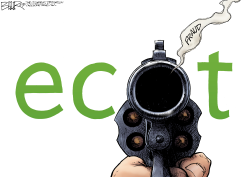 LOCAL OH ECOT Fraud by Nate Beeler